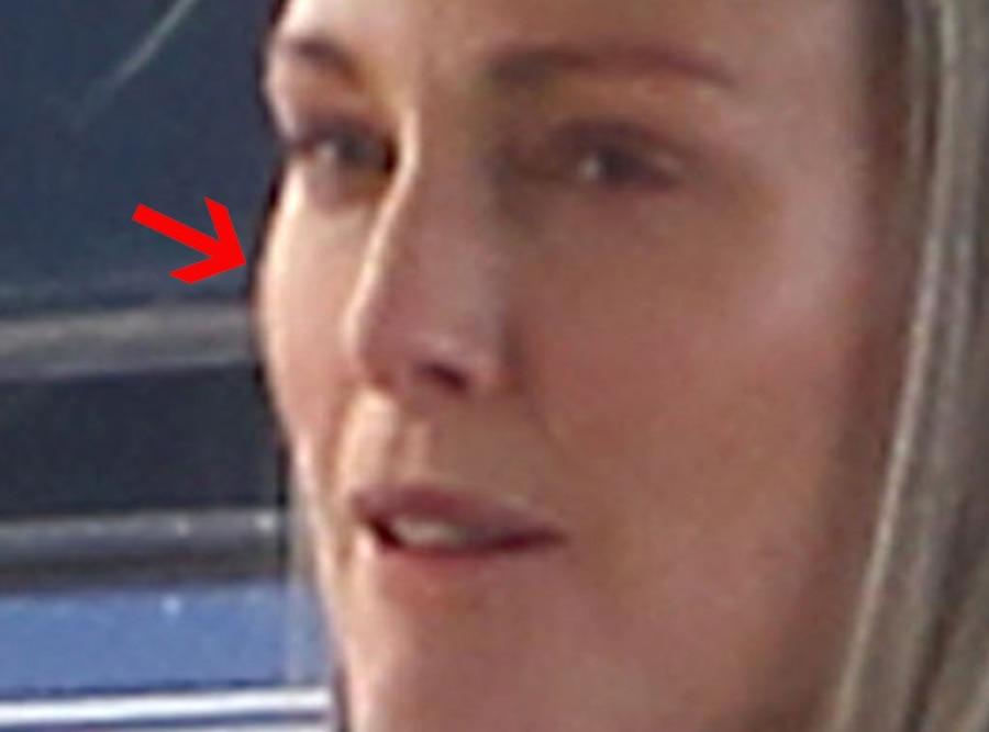 Julianne Moore, Hunger Games Set