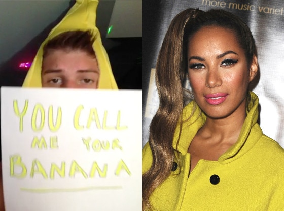 Vine, You Call Me You Banana, Leona Lewis
