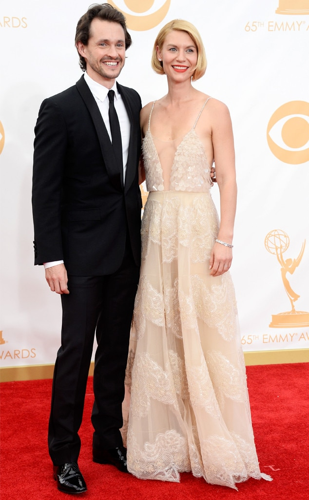 Claire Danes, Hugh Dancy, Emmy Awards, 2013