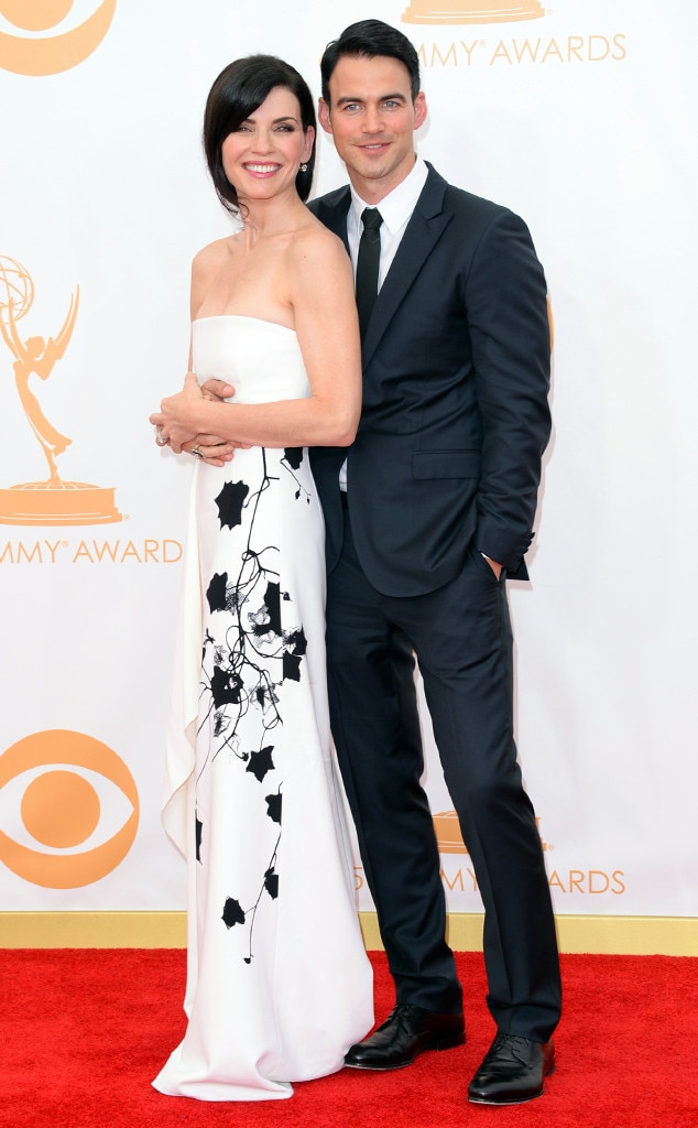 Julianna Margulies, Keith Lieberthal, Emmy Awards, 2013