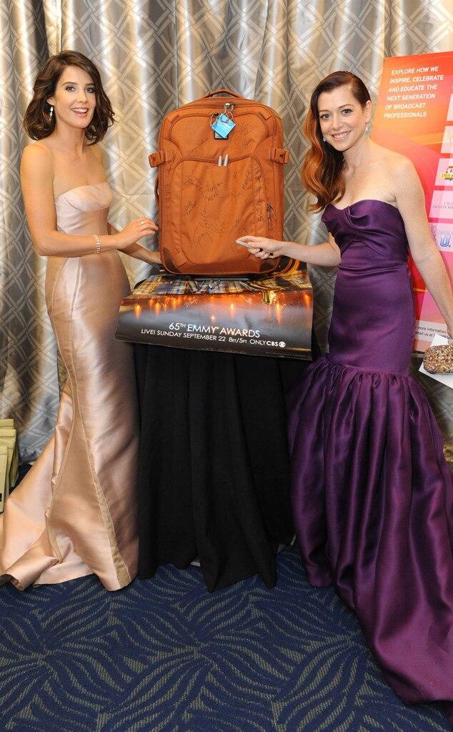Cobie Smulders, Alyson Hannigan