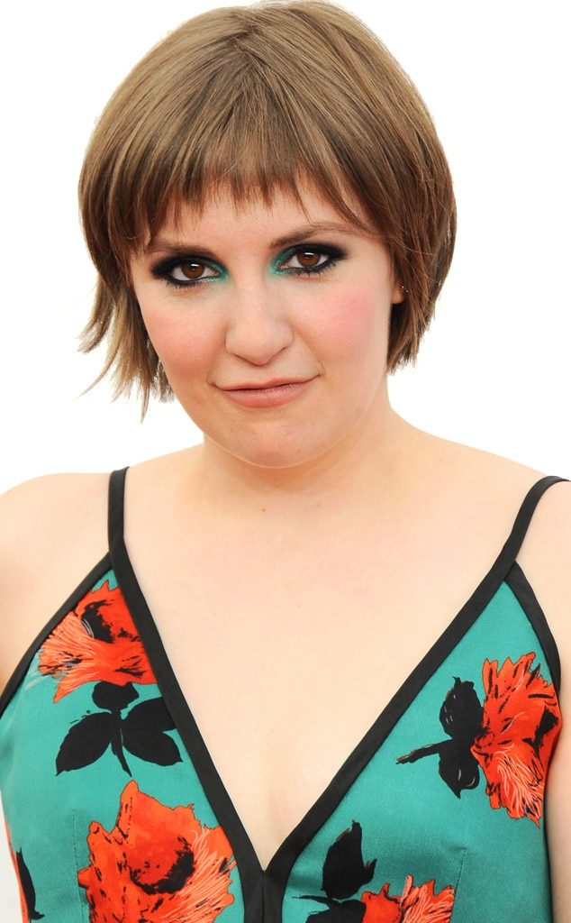 Lena Dunham, Emmy Awards 2013