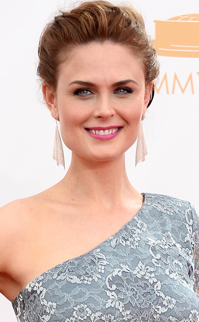 emily deschanel from beauty police 2013 emmys