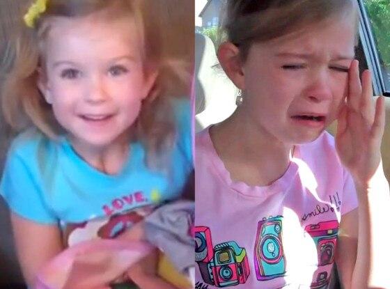 Lily Disneyland Video