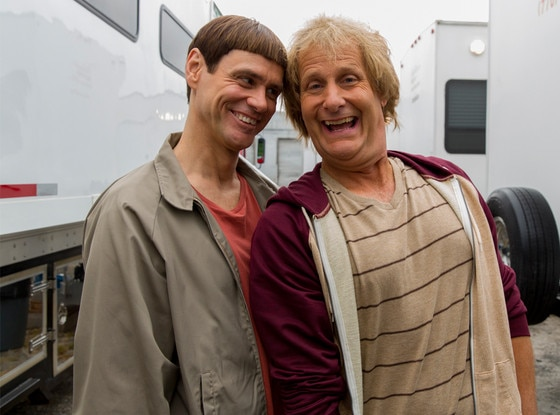 Jim Carrey, Jeff Daniels, Dumb and Dumber