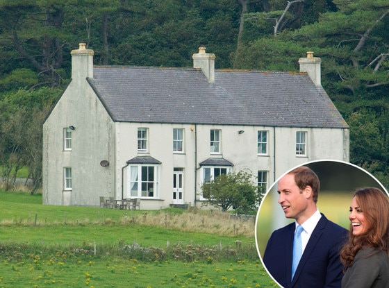 prince william amp kate middletons anglesey home take a