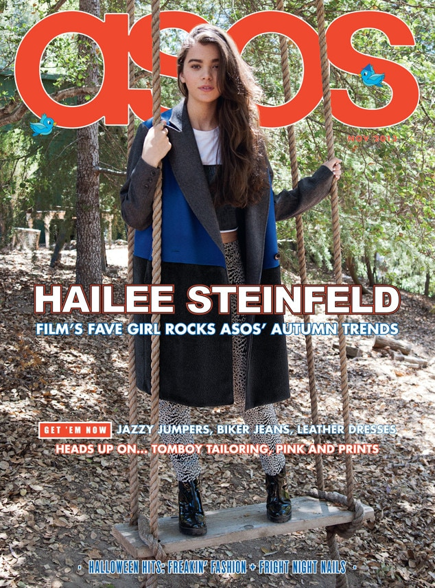 Hailee Steinfeld, ASOS