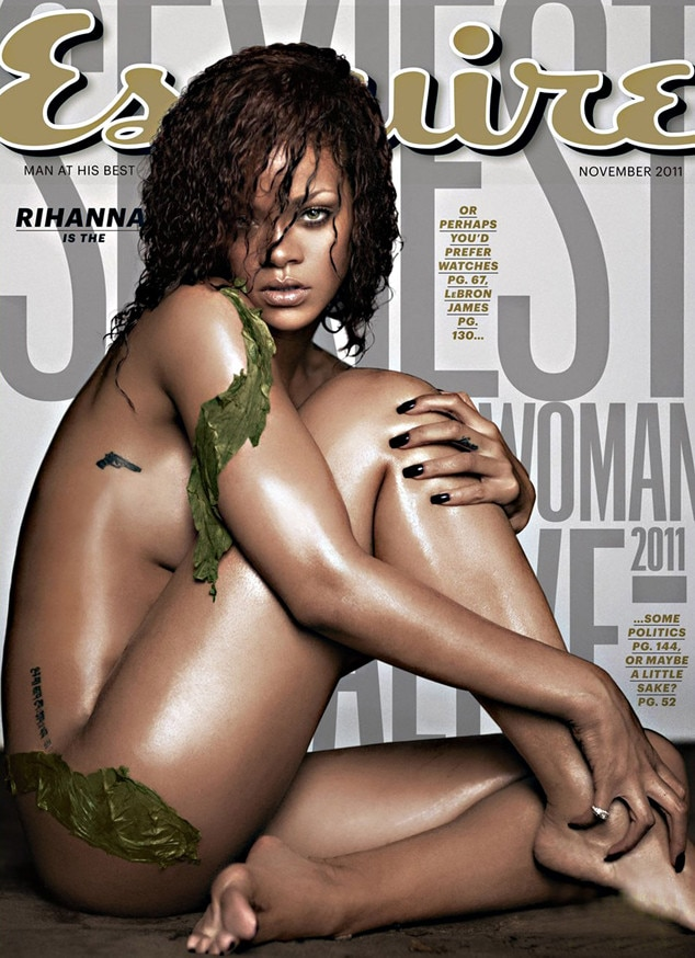 Rihanne, Esquire Cover