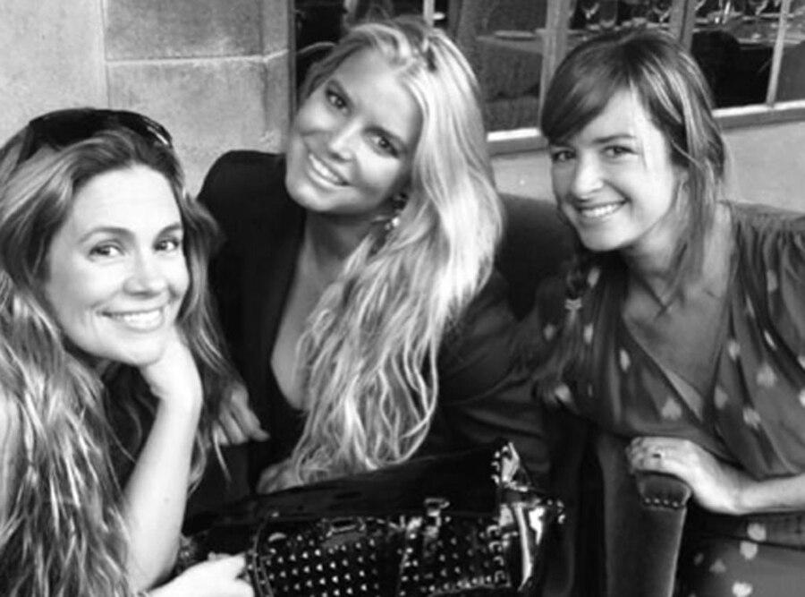 Jessica Simpson, CaCee cobb, Stephanie terblanche