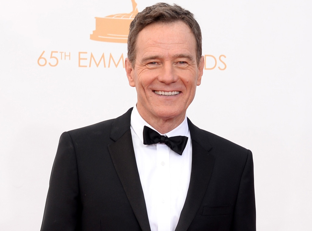 Bryan Cranston, Emmy Awards, 2013