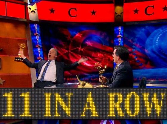 Jon Stewart, Stephen Colbert