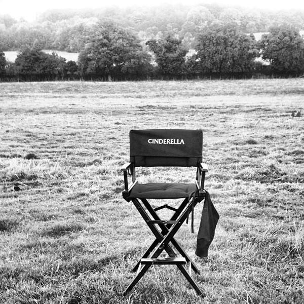Anna Kendrick, Into The Woods Set, Instagram