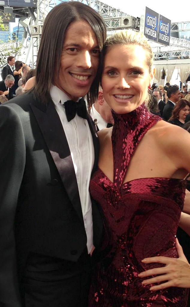 Jorge Rodriguez, Emmy Awards 2013