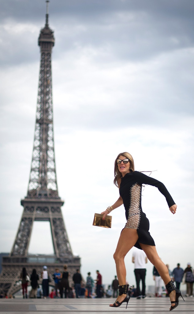 Anna Dello Russo, Paris, Eiffle Tower, Fashion Inspirations