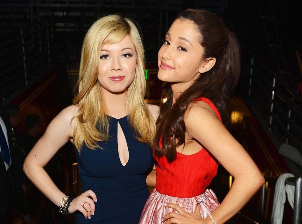 Jennette McCurdy, Ariana Grande