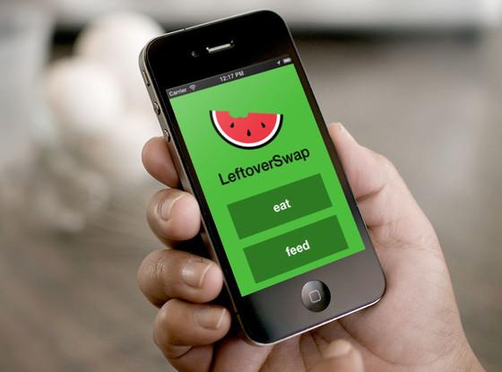 Leftover Swap App