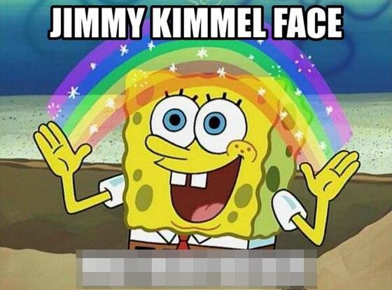 Jimmy Kimmel, Kanye West, Twitter
