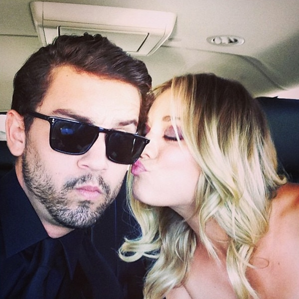 Ryan Sweeting, Kaley Cuoco, Instagram
