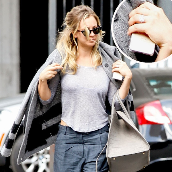Bling Ring From Kaley Cuoco Amp Ryan Sweeting Romance