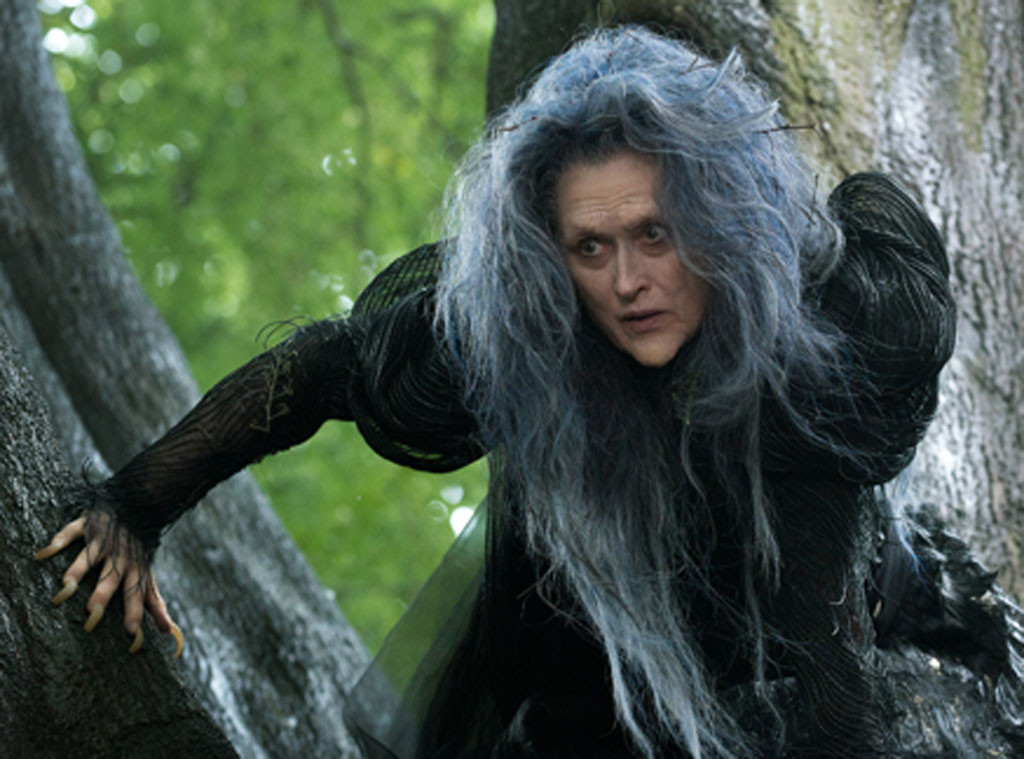 Meryl Streep, In Into the Woods
