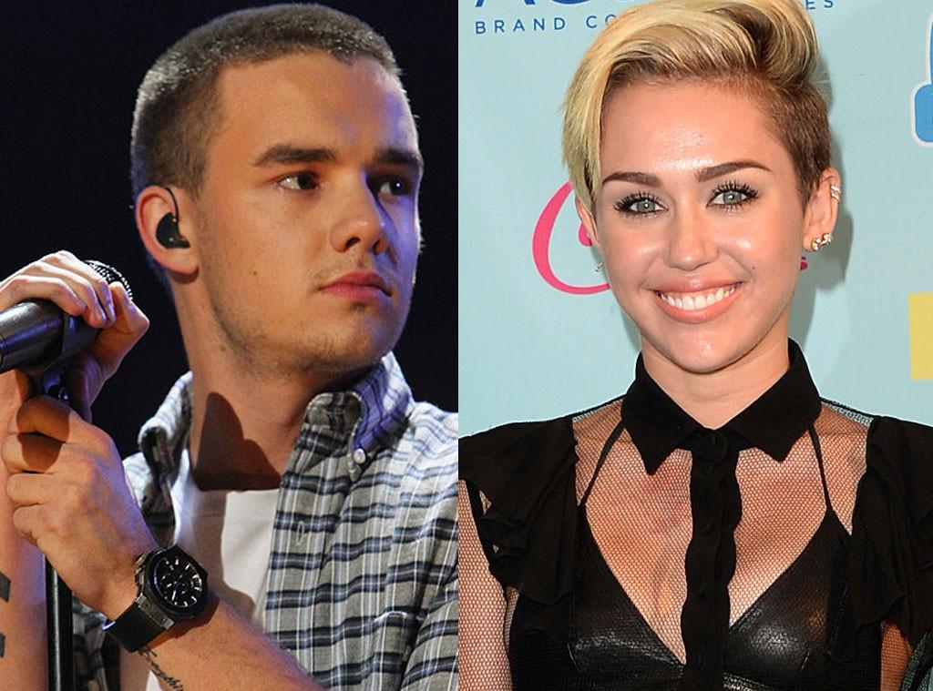 Liam Payne, Miley Cyrus