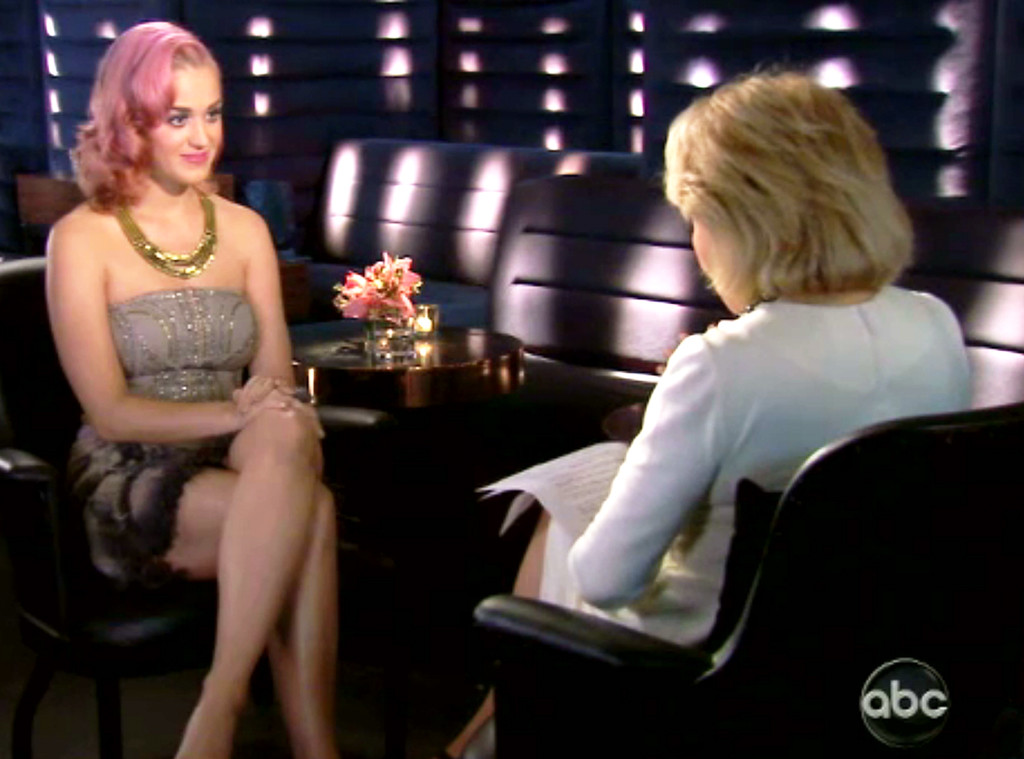 Katy Perry, Barbara Walters