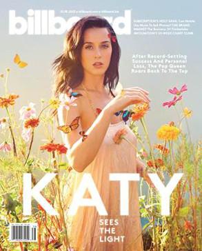 Katy Perry, Billboard