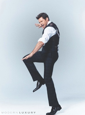 Hugh Jackman, Manhattan Magazine