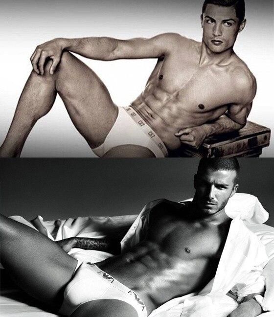 Christiano Renaldo, David Beckham, Underwear