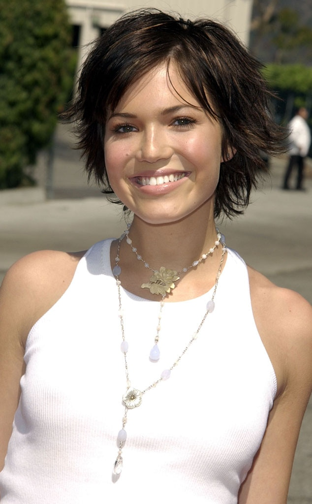 Mandy Moore Wants To Shave Her Head Or Cut Her Hair Like