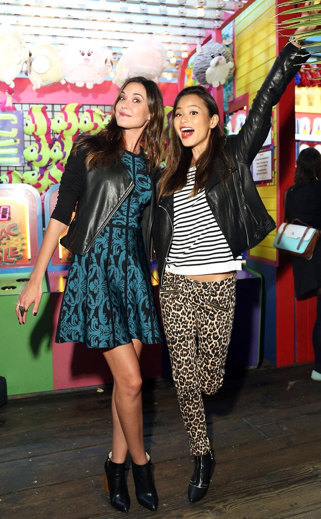 Odette Annable, Jamie Chung