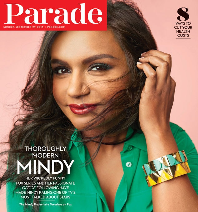Mindy Kaling, Parade