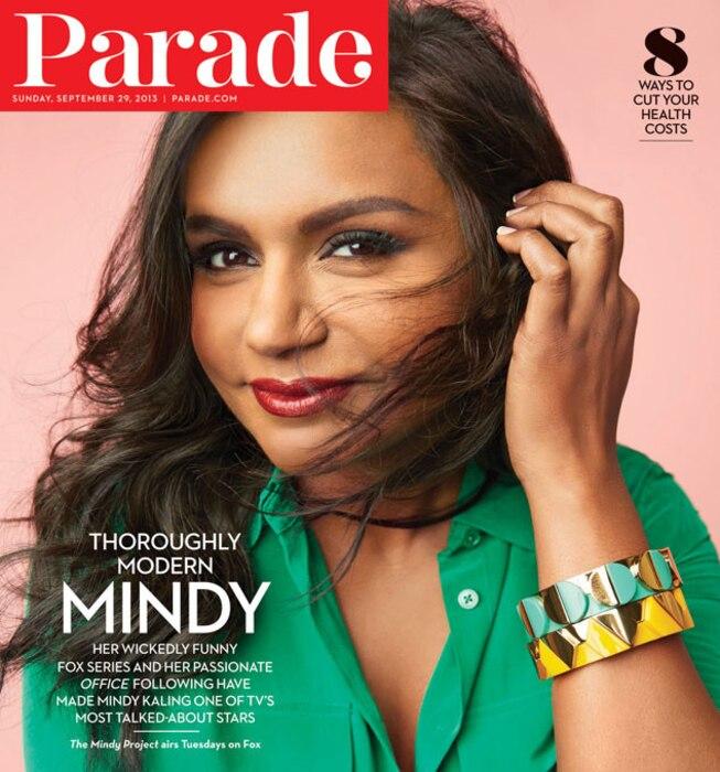 Mindy Kaling, Parade