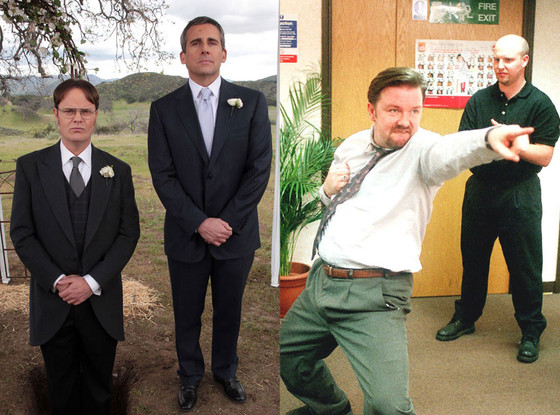 TV Remakes, The Office
