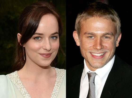 Dakota Johnson, Charlie Hunnam