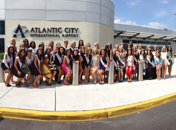 Miss America Pageant 2014