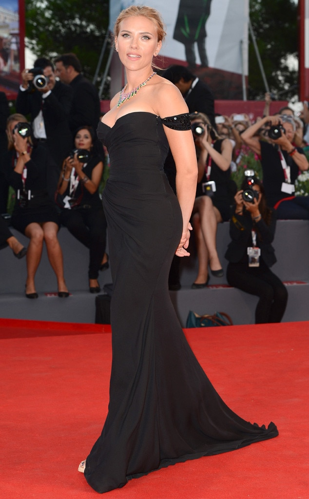 Scarlett Johansson, Venice Film Festival
