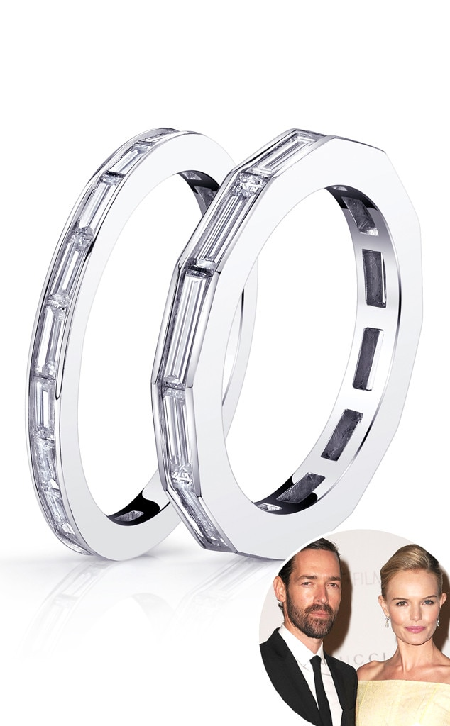 Kate Bosworth, Micheal Polish, Rings