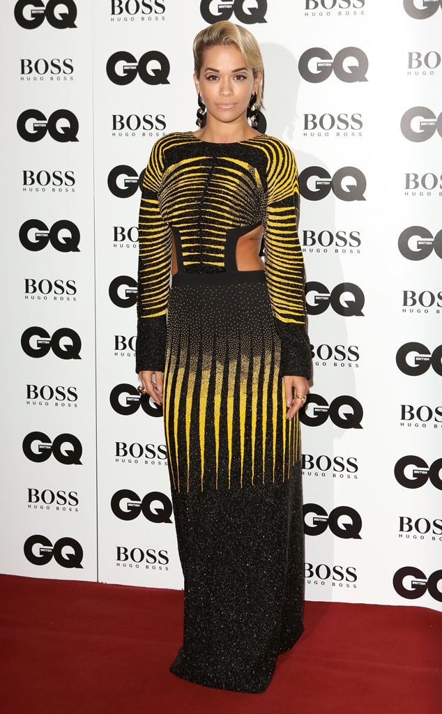 Rita Ora, GQ Men of the Year Awards