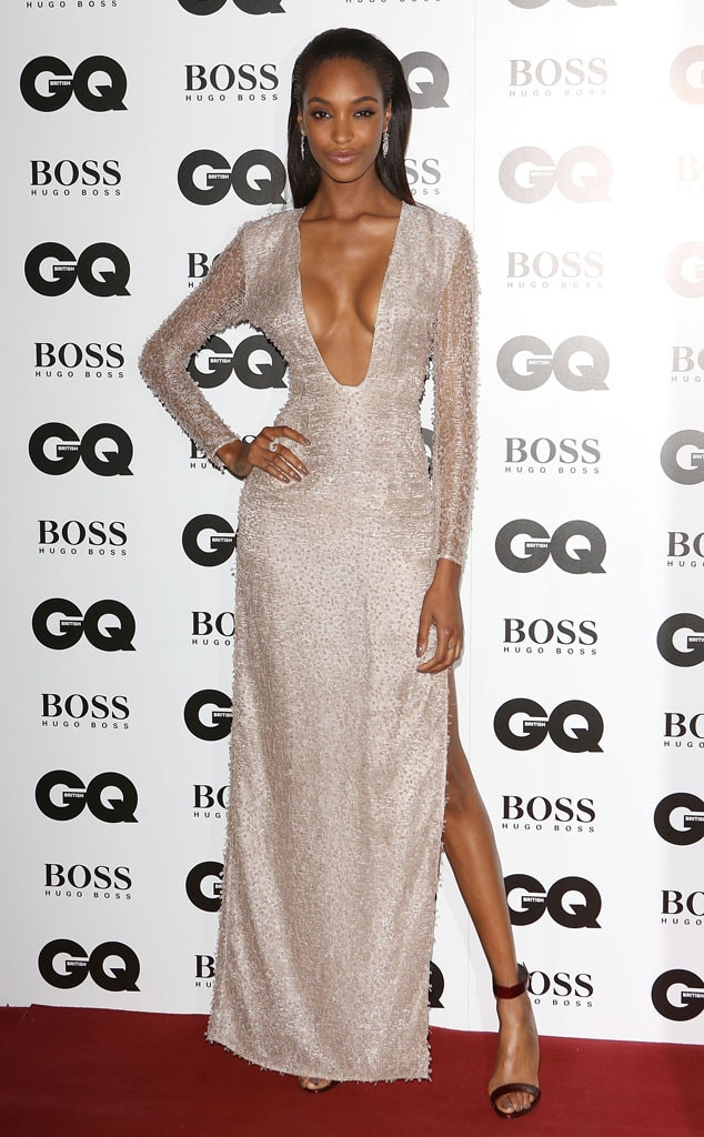 Jourdan Dunn, GQ Men of the Year Awards