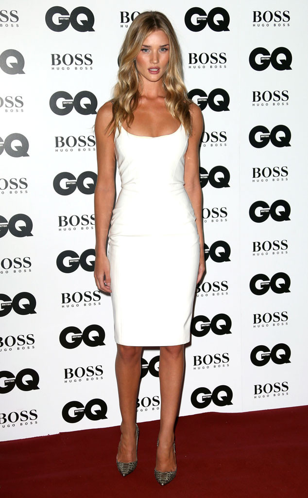 Rosie Huntingdon-Whiteley, GQ Men of the Year Awards