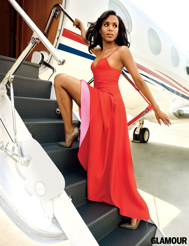 Kerry Washington, Glamour