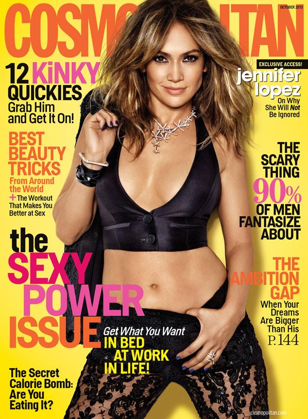 Jennifer Lopez, Cosmopolitan