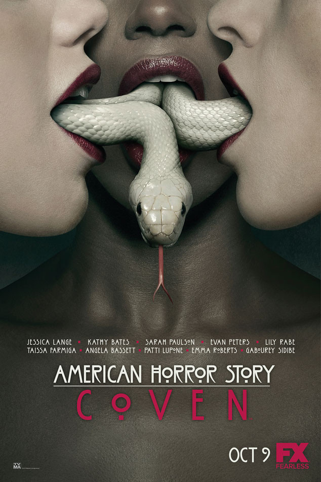 American Horror Story: Coven, Poster