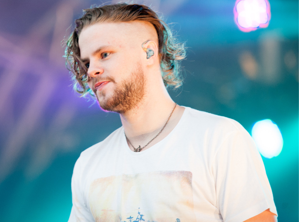 Jay McGuiness, The Wanted, Shaved Head