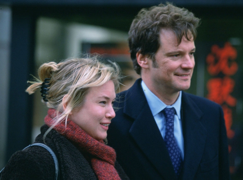 Renee Zellweger, Colin Firth, Bridget Jones' Diary