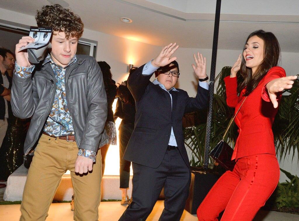 Nolan Gould, Rico Rodriguez, Victoria Justice