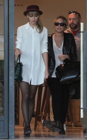 Taylor Swift, Demi Lovato