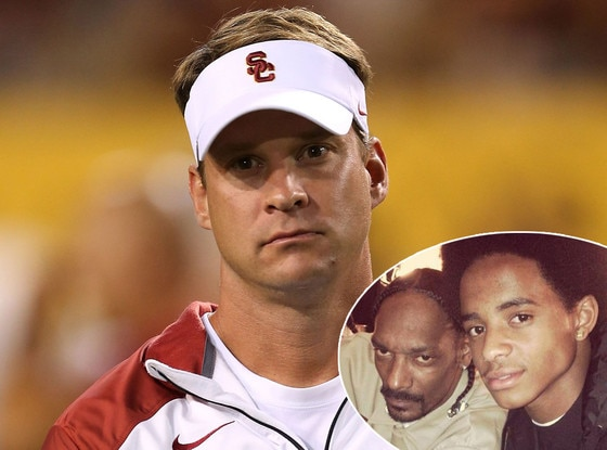 Cordell Broadus, Snoop Dogg, Lane Kiffin