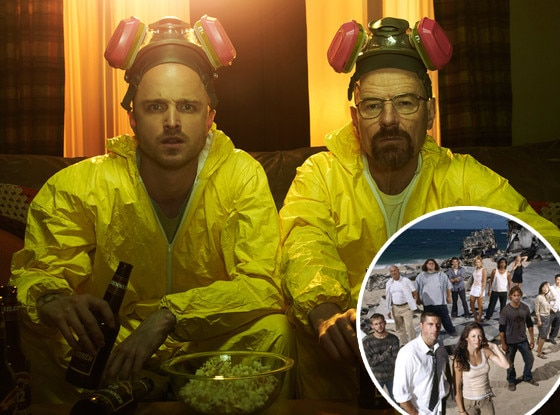 Breaking Bad, Lost